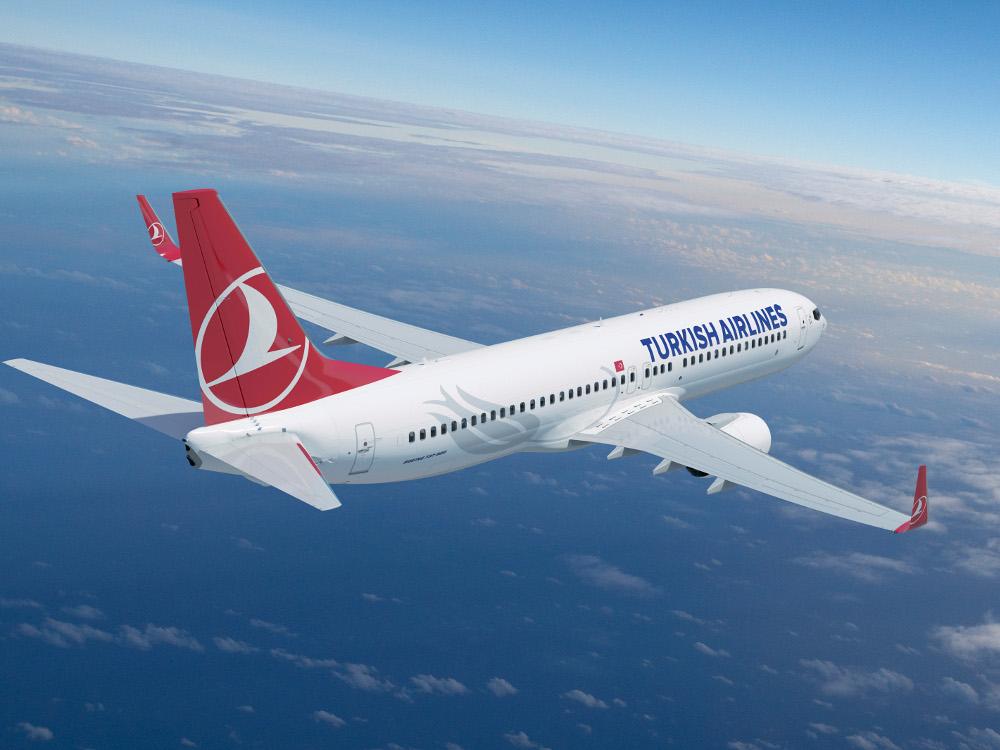 letenky pro studenty Turkis Airlines