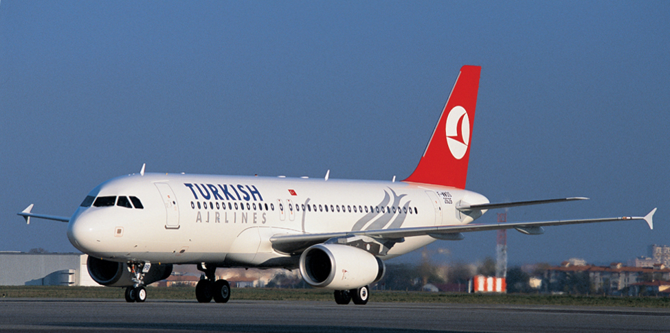 levné letenky pro studenty Turkish Airlines