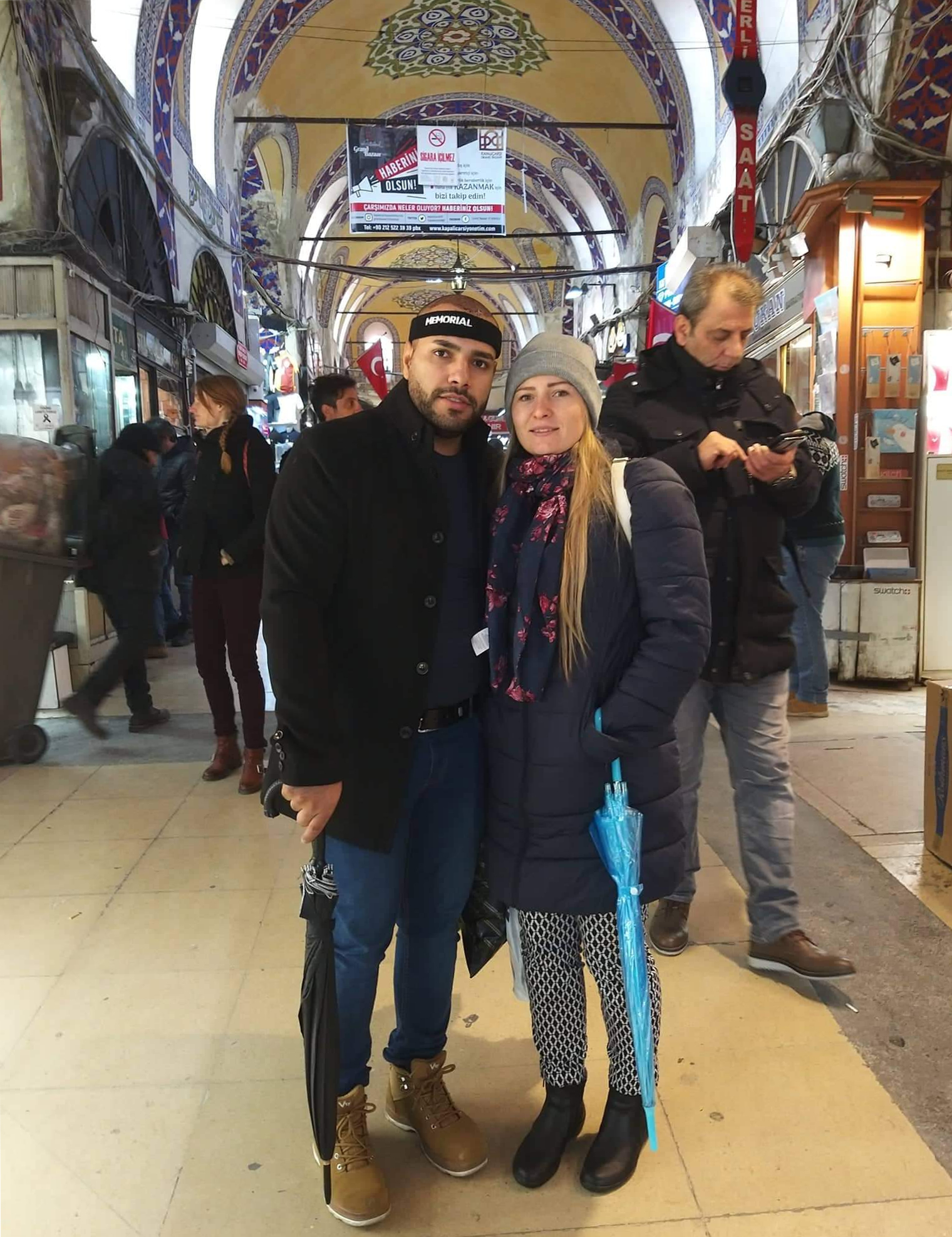 Transplantace vlasů Turecko Reference ČeskoTurecko Grand Bazaar