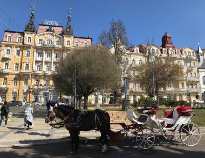 Den druhý: Zápisky z novinářského výletu do Mariánských Lázní