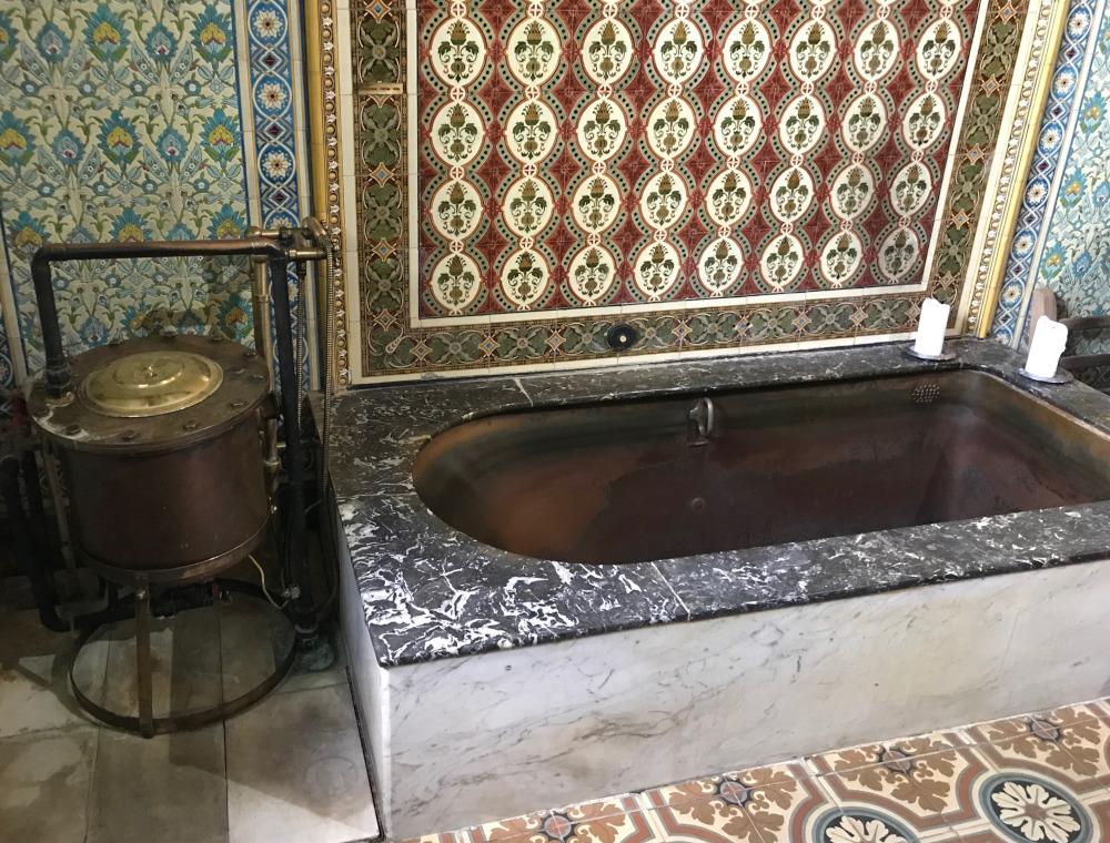 Královská kabina Mariánské Lázně