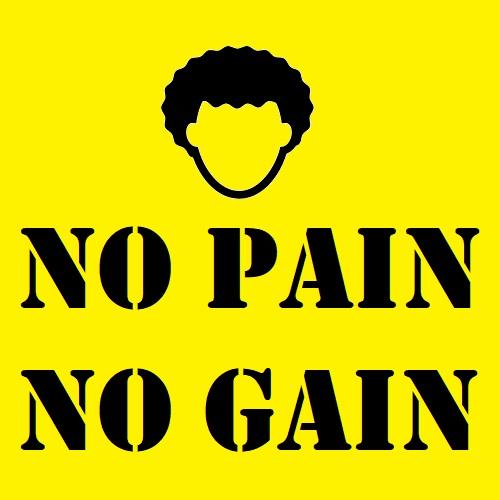 No pain no gain transplantace vlasu Turecko