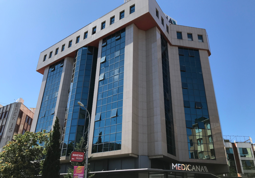 Nemocnice Medicana budova