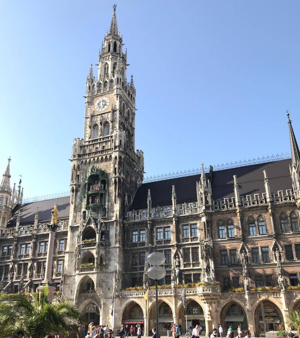 Mnichov radnice