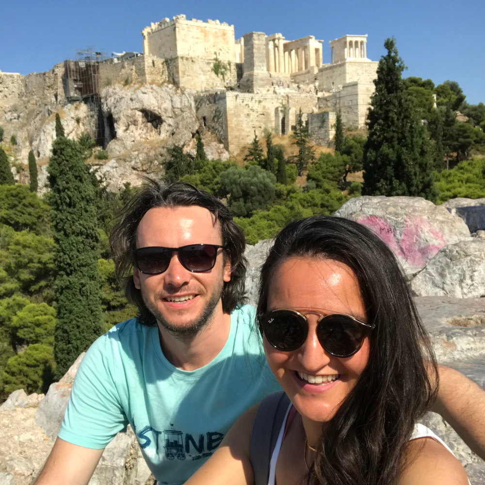 Bez Akropole by prý do Atén nemělo smysl jezdit