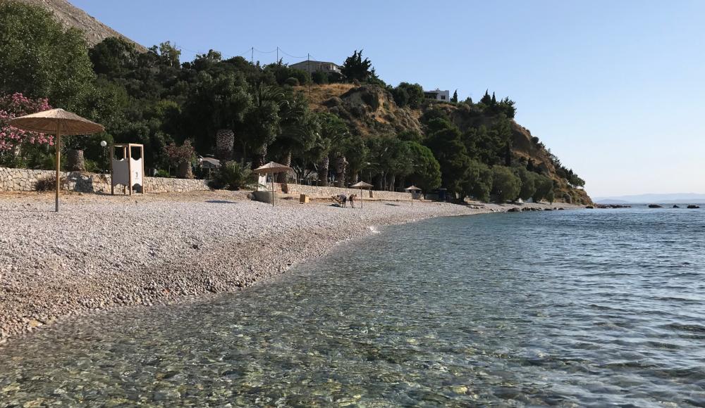 pláž Chios