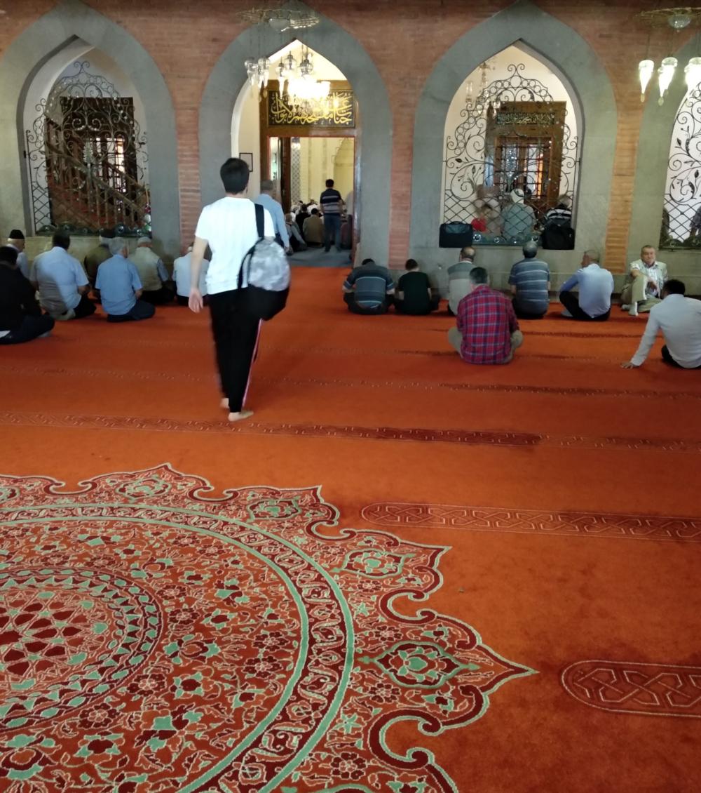 Mešita Hacı Bayram-ı v Ankaře