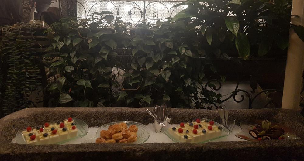 Jídlo hotel Dominican
