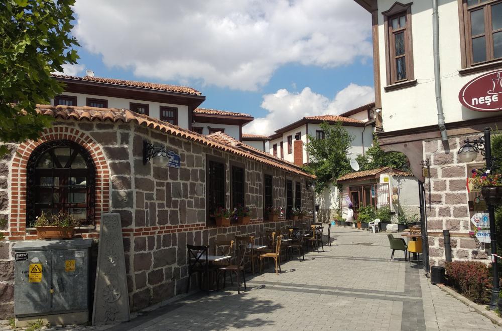 Staré město Ankara