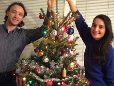 Naše české a turecké Vánoce a oslava Nového roku