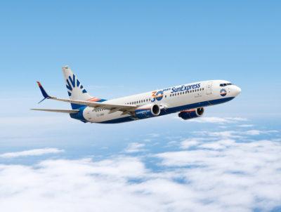 Na letní dovolenou do Turecka se SunExpress přímou leteckou linkou Praha – Izmir