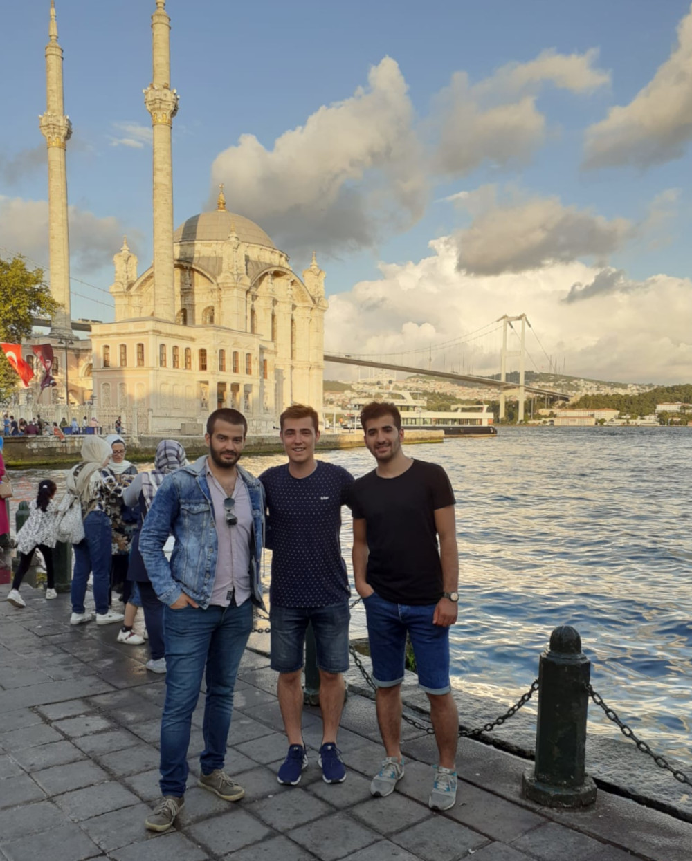Jak Jirka poznával Istanbul a bydlel u kurdské rodiny