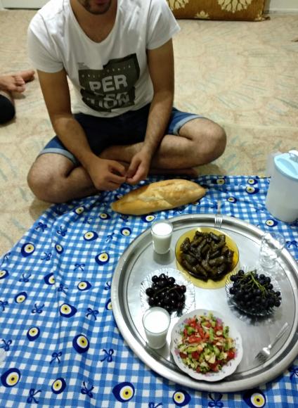 turecký sed