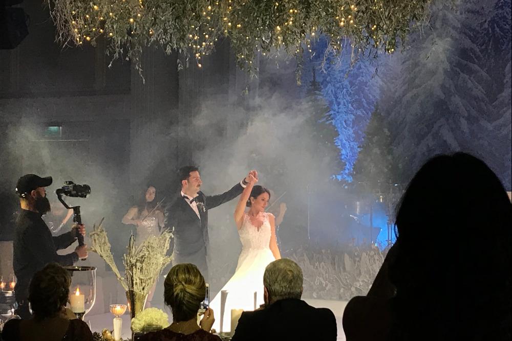Svatba v Turecku - První tanec