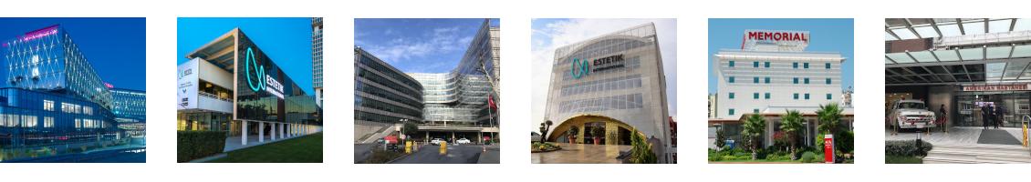 Turecké nemocnice ČeskoTurecko